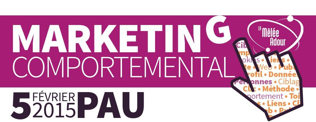 Soirée marketing comportemental - jeudi 5 février 2015 à Pau