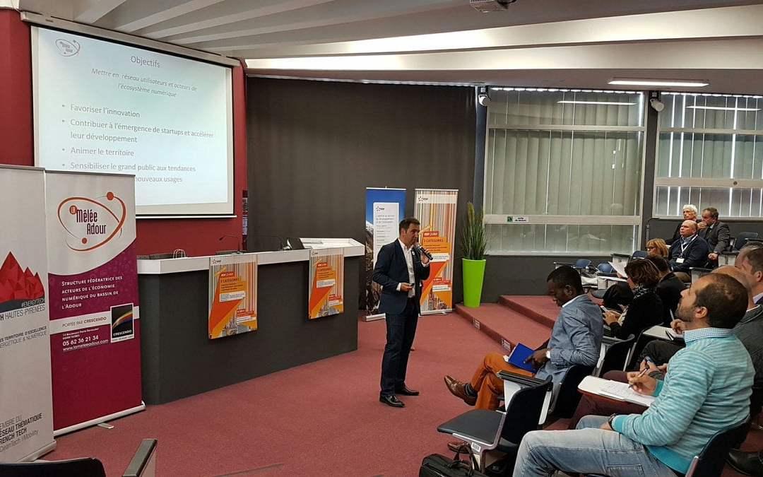 Lancement réussi pour le concours EDF pulse Occitanie à Tarbes !