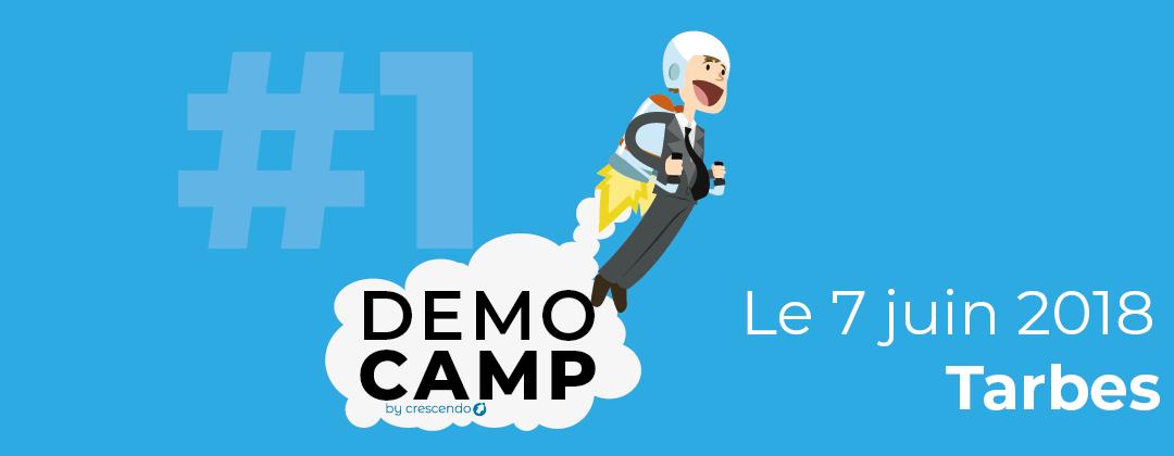 DemoCamp by BIC Crescendo - 7 juin 2018