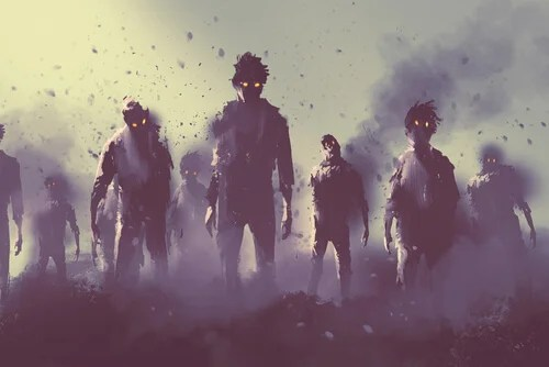 Personas como monstruos