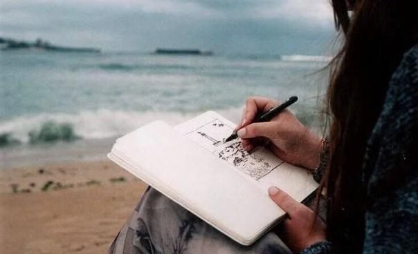 Si en tu mente reside el caos, empieza a dibujar