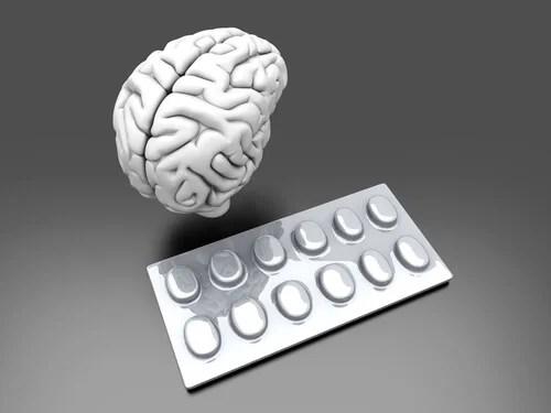 Cómo actúa un antidepresivo en el cerebro