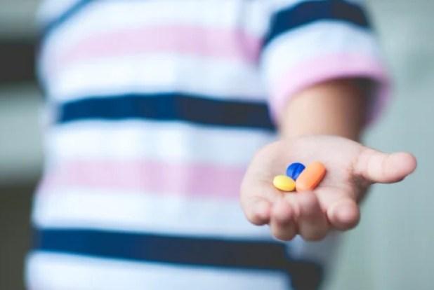 Psicofármacos en niños y adolescentes