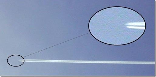 avión invisible
