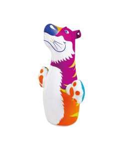 Muñeco Inflable Punching Tigre
