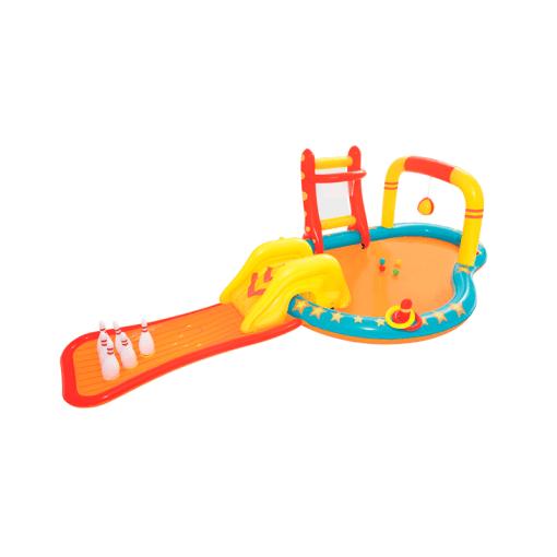 Parque Acuático Inflable Infantil