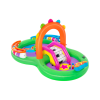 Parque Acuático Musical Inflable Infantil