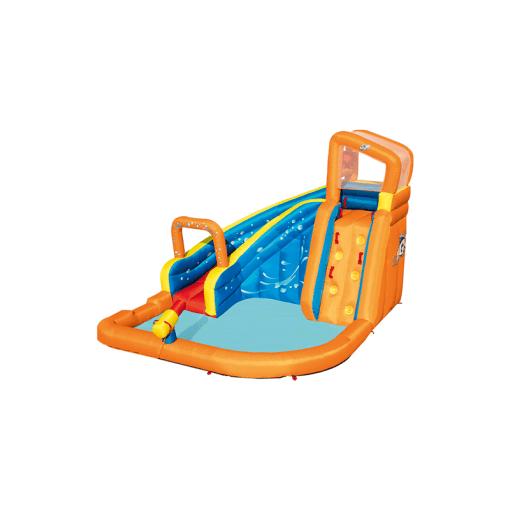 Parque Acuático Inflable Turbo Splash Infantil