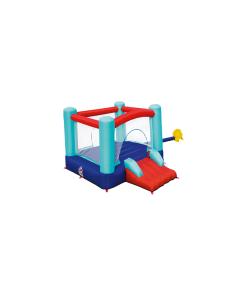 Brincolin Inflable Castillo Con Malla Infantil