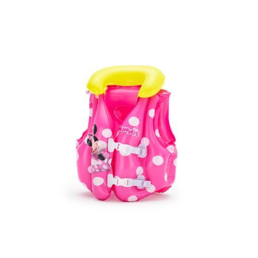 Chaleco Salvavidas Inflable Infantil Minnie