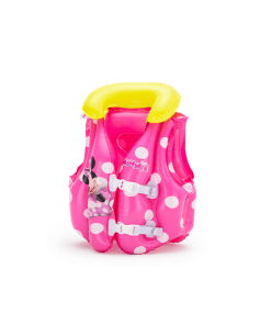 Chaleco Salvavidas Inflable Infantil Minnie