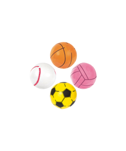 Pelota Inflable de Playa Diseño Deportivo