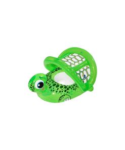 Silla Inflable para Bebé en Forma de Tortuga