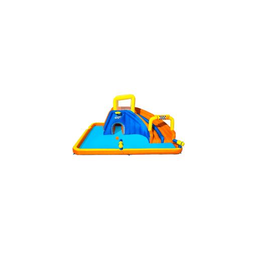 Mega Parque Acuático Inflable Speedway Infantil