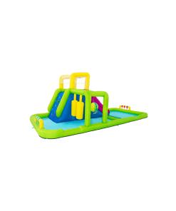 Mega Parque Acuático Inflable Splash Infantil