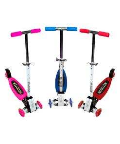 Scooter Patín Movible Infantil de Colores