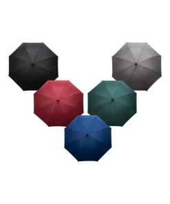 Paraguas Sombrilla Semiautomática Con Varillas Flexibles