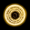 Serie Navideña 300 Focos Luz Calida 15 Mts
