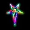 Letrero Navideño Luz Led Estrella Multicolor