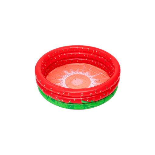 Alberca Inflable Diseño De Fresa Infantil