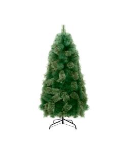 Árbol Pino De Navidad Ramas Bicolor 1.50 Mts