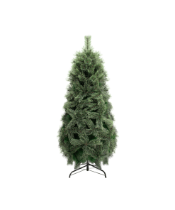 Árbol Pino De Navidad Jaspeado 2.10 Mts