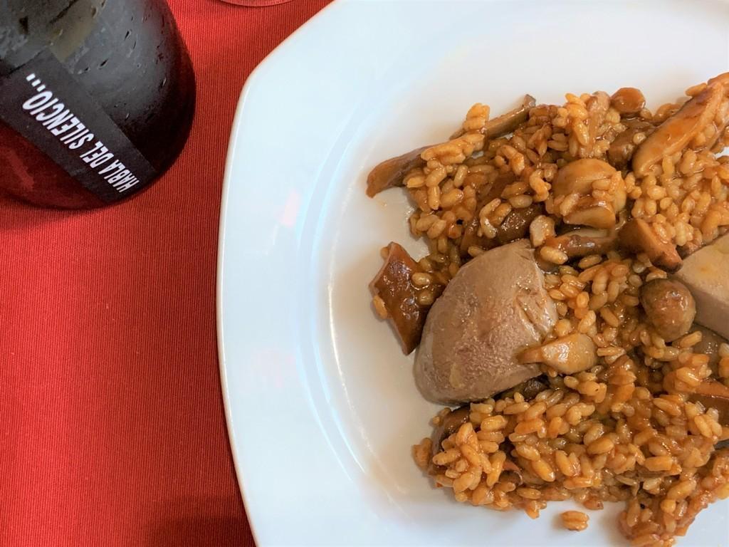mesa-habla-arroz-meloso-setas-foie 15