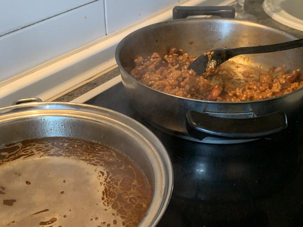 mesa-habla-arroz-meloso-setas-foie 7