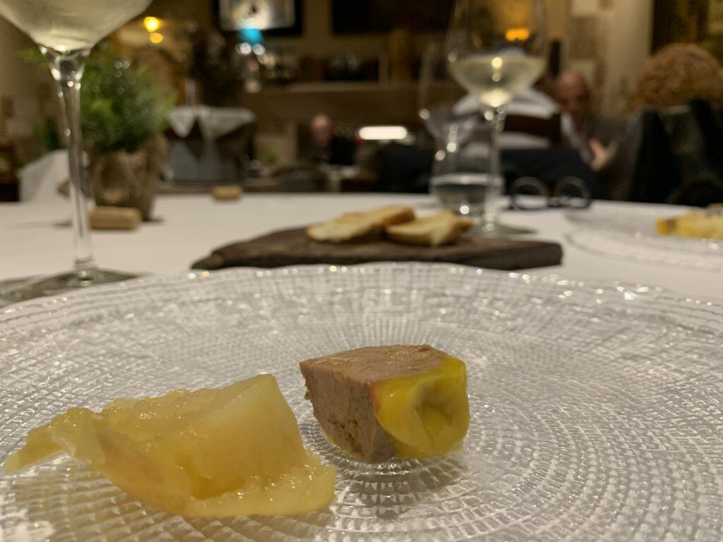 mesa-habla-pedrusco-aldealcorvo-foie