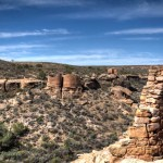 Visiting Hovenweep, Camp at La Mesa RV Park in Cortez