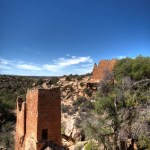 Hovenweep National Monument - Camp at La Mesa RV Park