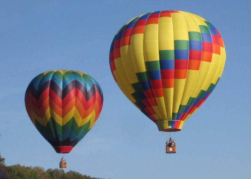 Cortez Balloon Festival - La Mesa RV Park