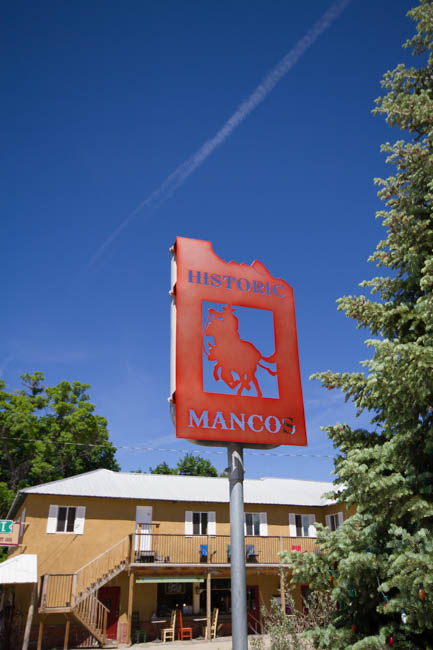Passport America Guests Visit Historic Mancos on the San Juan Skyway