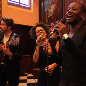 Les Voix de l'Ame et de la Soul concert Eglise