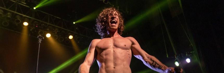 Jonny Hawkins Nothing More Concert Photography Concert Reviews