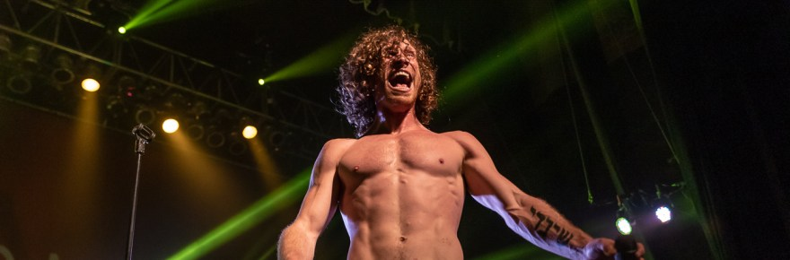 Jonny Hawkins Nothing More Concert Photography Concert Reviews