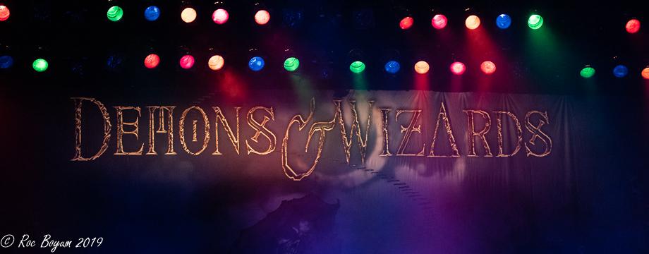 Demons & Wizards Live