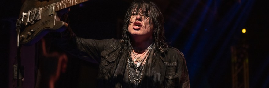 Tom Keifer Live The Rose Pasadena