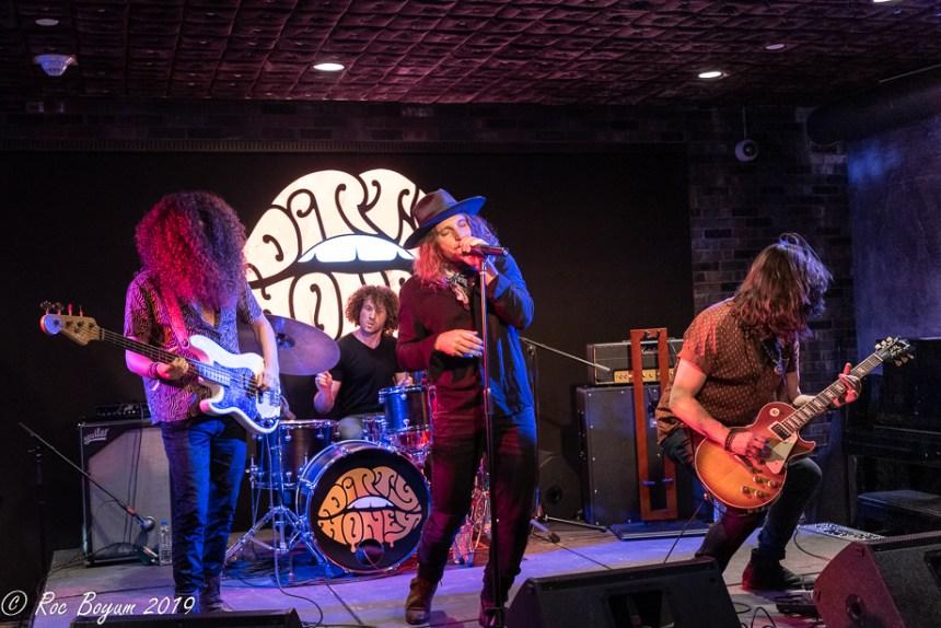 Dirty Honey Live Nation Showcase