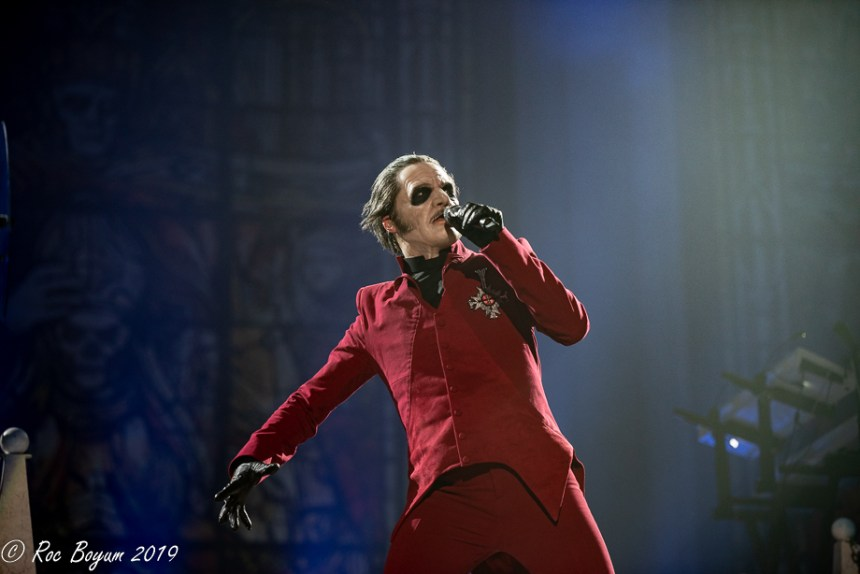 Ghost Live Rabobank Arena