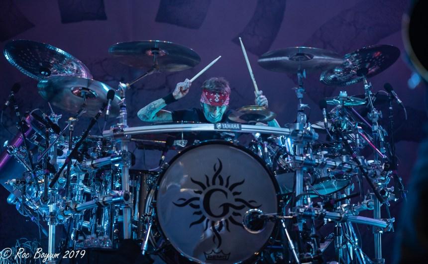 Godsmack live Rabobank Arena Bakersfield