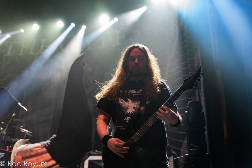 At The Gates live at the Hollywood Palladium Hollywood CA