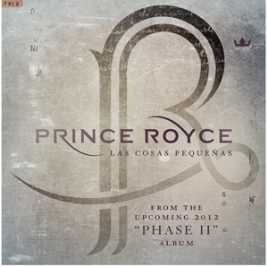 Prince Royce Phase II In Stores April 10