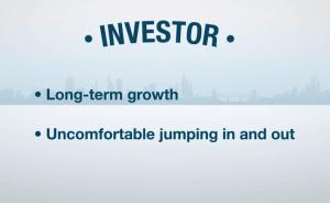 chiến lược chơi stocks: Khái niệm đầu tư dài hạn