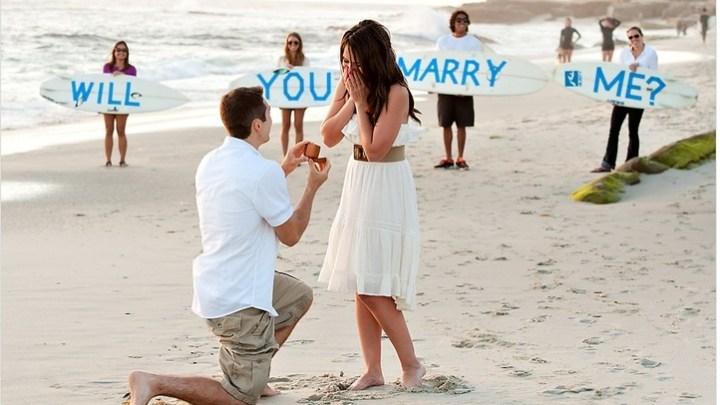 Proposta di matrimonio: qualche idea per farsi dire di sì