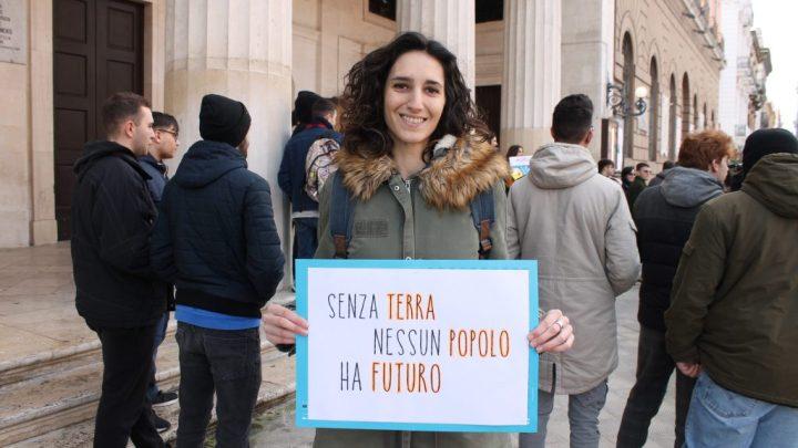Marianna Panzarino: la Greta Thumberg di Puglia