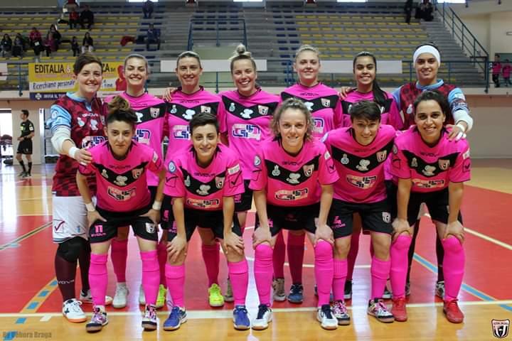 Futsal A, la Salinis continua a sorridere in vetta