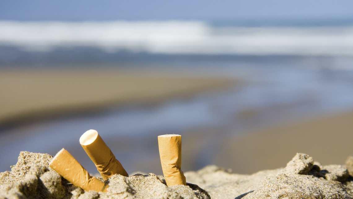 Porto Cesareo: dal 1° Giugno stop a sigarette in spiaggia