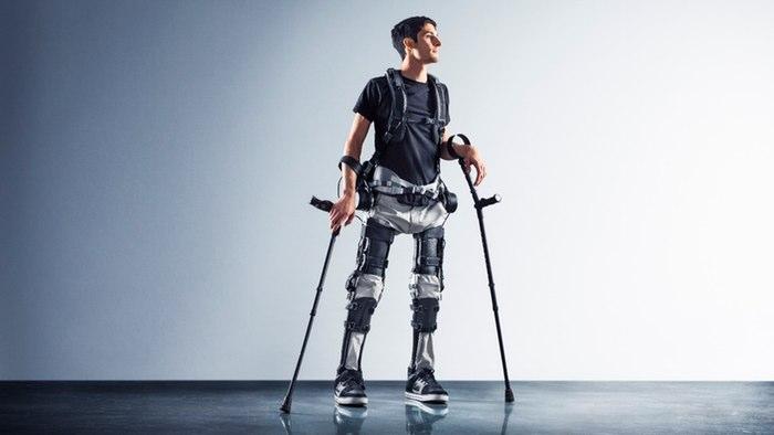 """Dopo """"Le Iene"""", a Foggia arriva il primo esoscheletro per disabili"""