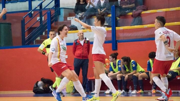 Futsal Molfetta: Sfuma il sogno serie A